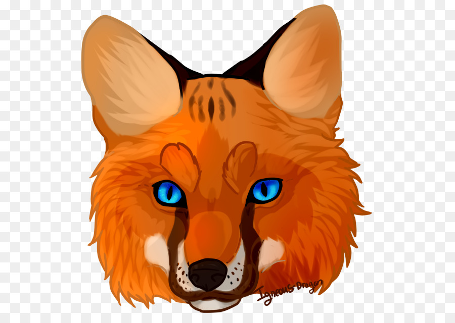 fox face transparent clipart Red fox Arctic fox Clip art