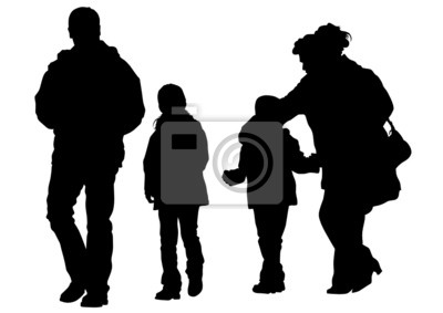 download family holding hands drawing clipart drawing royalty free