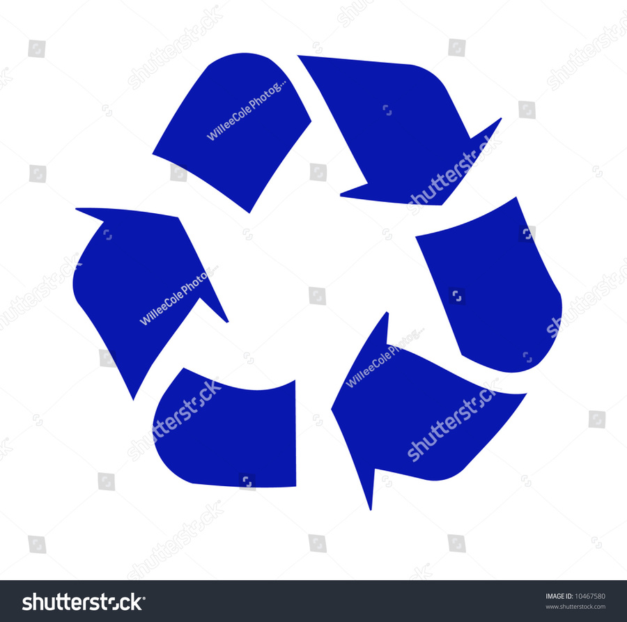 Download Glass Only Sign Clipart Recycling Symbol Signage Sticker