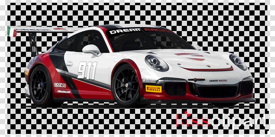 Las Vegas Motor Speedway clipart Porsche Sports car