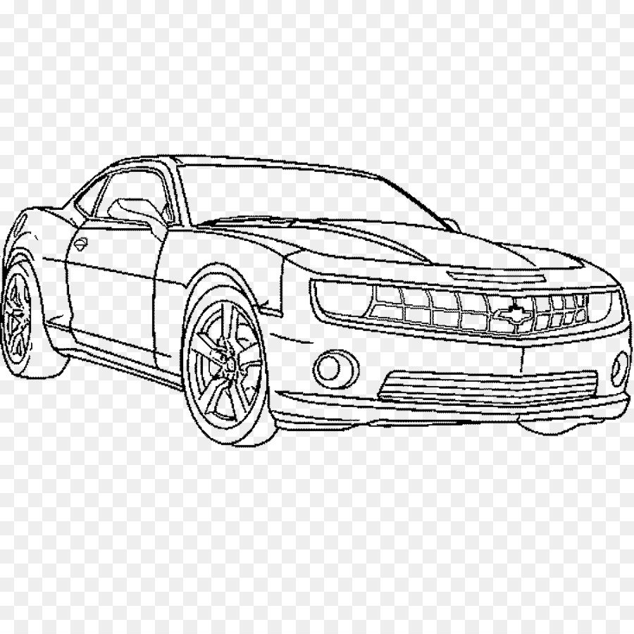 Chevy Camaro Drawing Step By Step ✓ All About Chevrolet