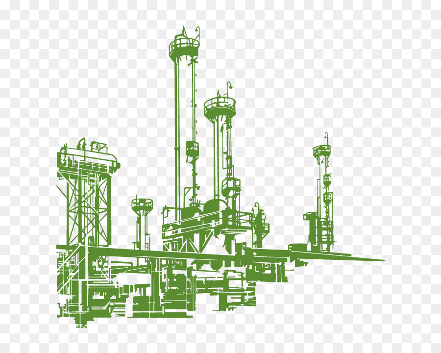 Oil refinery clipart Oil refinery Petroleum industry