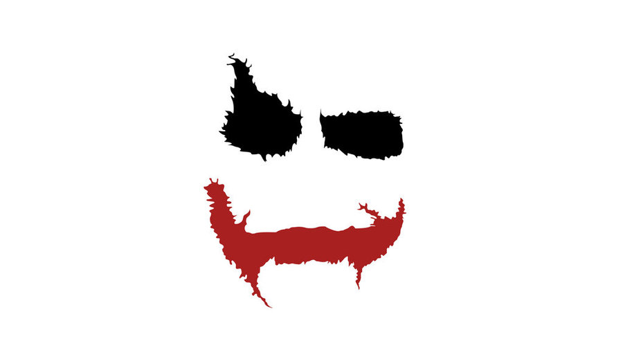 Clipart Resolution 1024576 Joker Why So Serious Clipart Joker