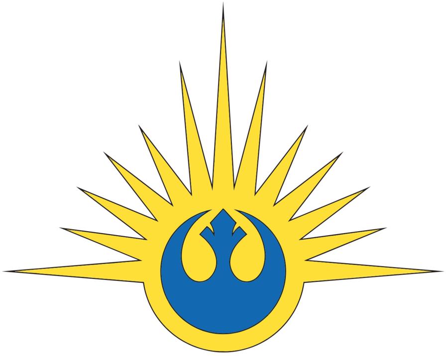 Download Star Wars New Republic Symbol Clipart Star Wars New