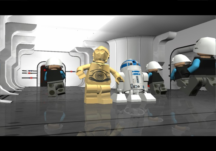 Download Lego Star Wars 2 The Original Trilogy Episode 4 Clipart II Video Game PlayStation