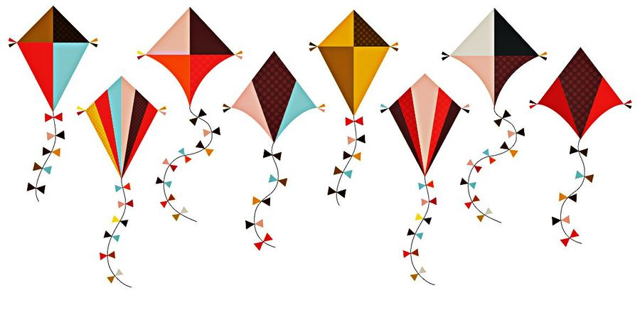 Download types of kites in afghanistan clipart Kite Clip art