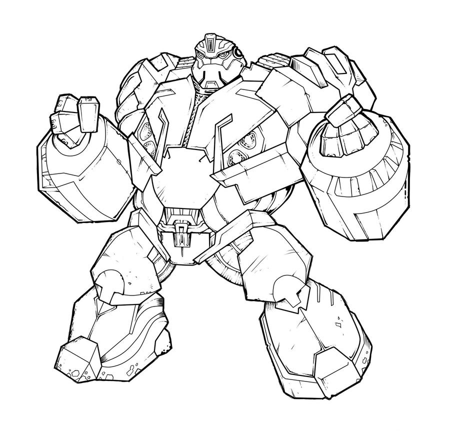 Transformers Prime Coloring Pages Clipart Optimus Arcee Bumblebee