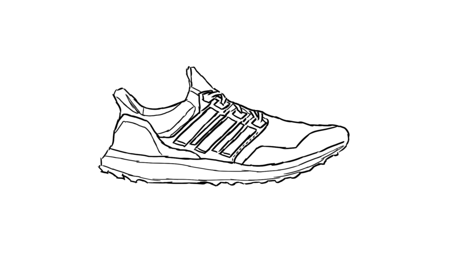Shoes Cartoon clipart , Drawing, White, Product, transparent