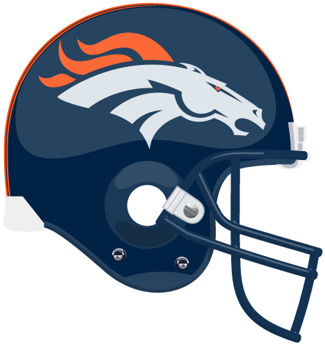 denver broncos helmet logo clipart Denver Broncos NFL Green Bay Packers