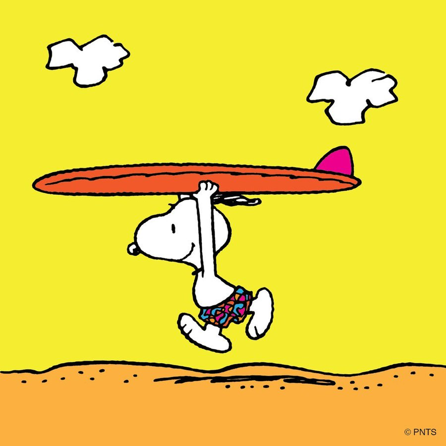 Summer snoopy. Download clipart charlie brown