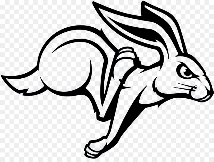 University College Rabbit Transparent Image Clipart Free