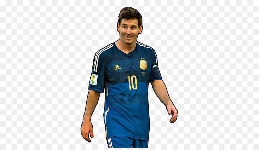 Messi Cartoon