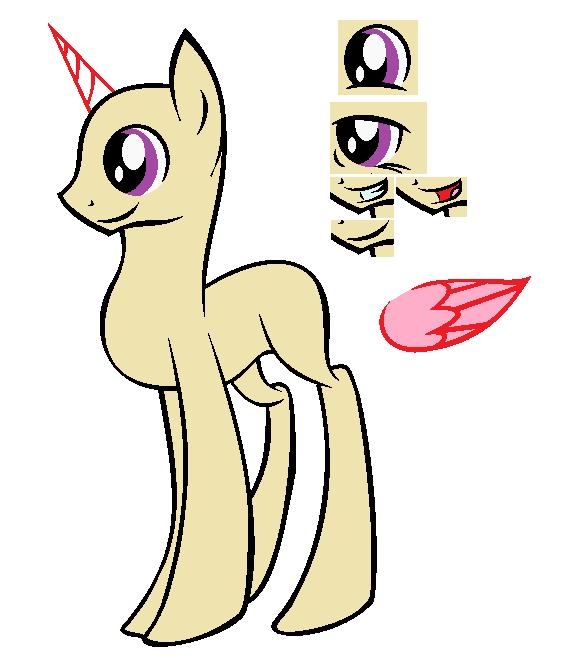 Download Mlp Base Stallion Unicorn Clipart Pony Stallion Horse