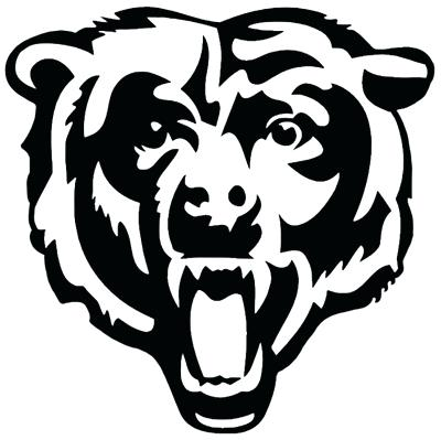 Download chicago bears coloring pages clipart Chicago Bears NFL ...