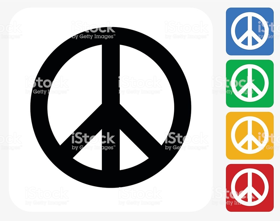 Download Peace And Love Symbol Clipart Peace Symbols Hippie