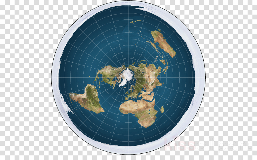flat earth clipart The Flat Earth Society
