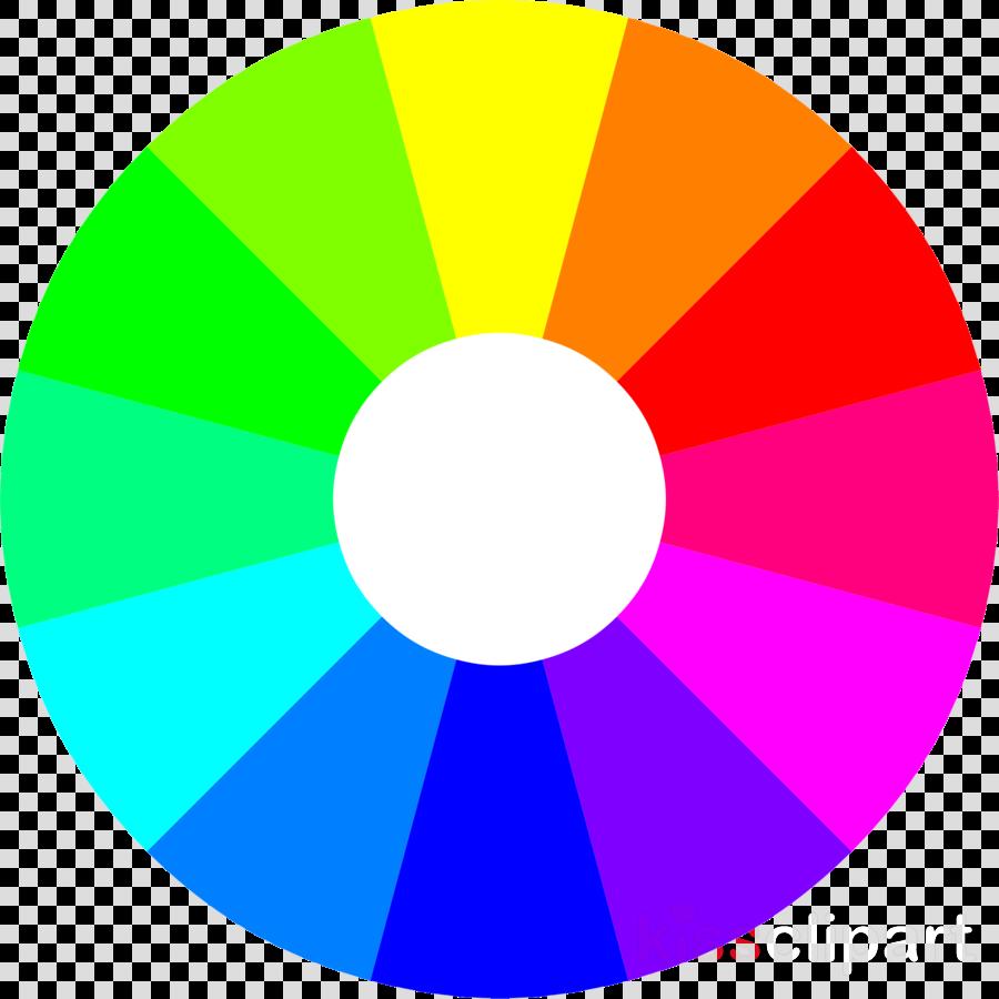 12 color wheel clipart Color wheel Color theory Color scheme