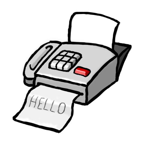 Telephone Cartoon