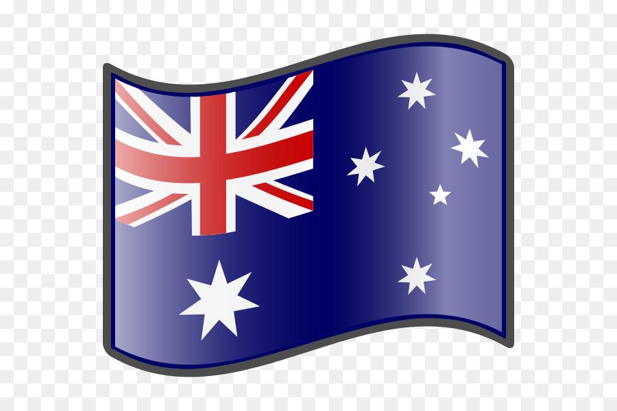 Australia Flag Clipart Hd - Australia Flag Waving Png, Transparent Png ,  Transparent Png Image - PNGitem