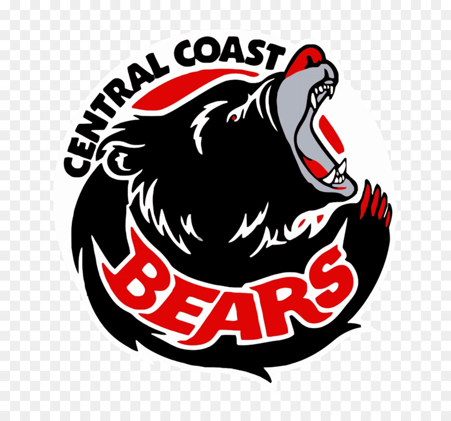 Central Coast Bears Logo Png Clipart Central Coast North