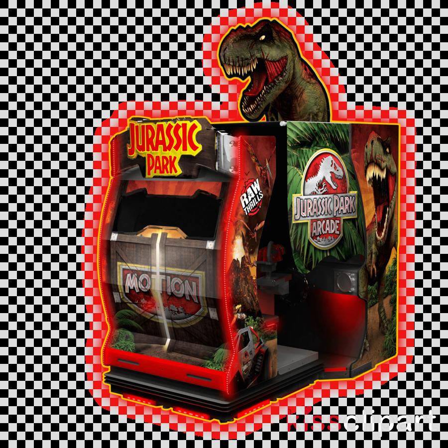 arcade jurassic park clipart Jurassic Park Arcade Ms. Pac-Man