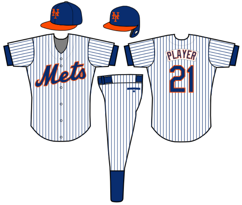 quality design 37bee d5e3e new york mets uniform concept clipart Jersey New York Mets ...