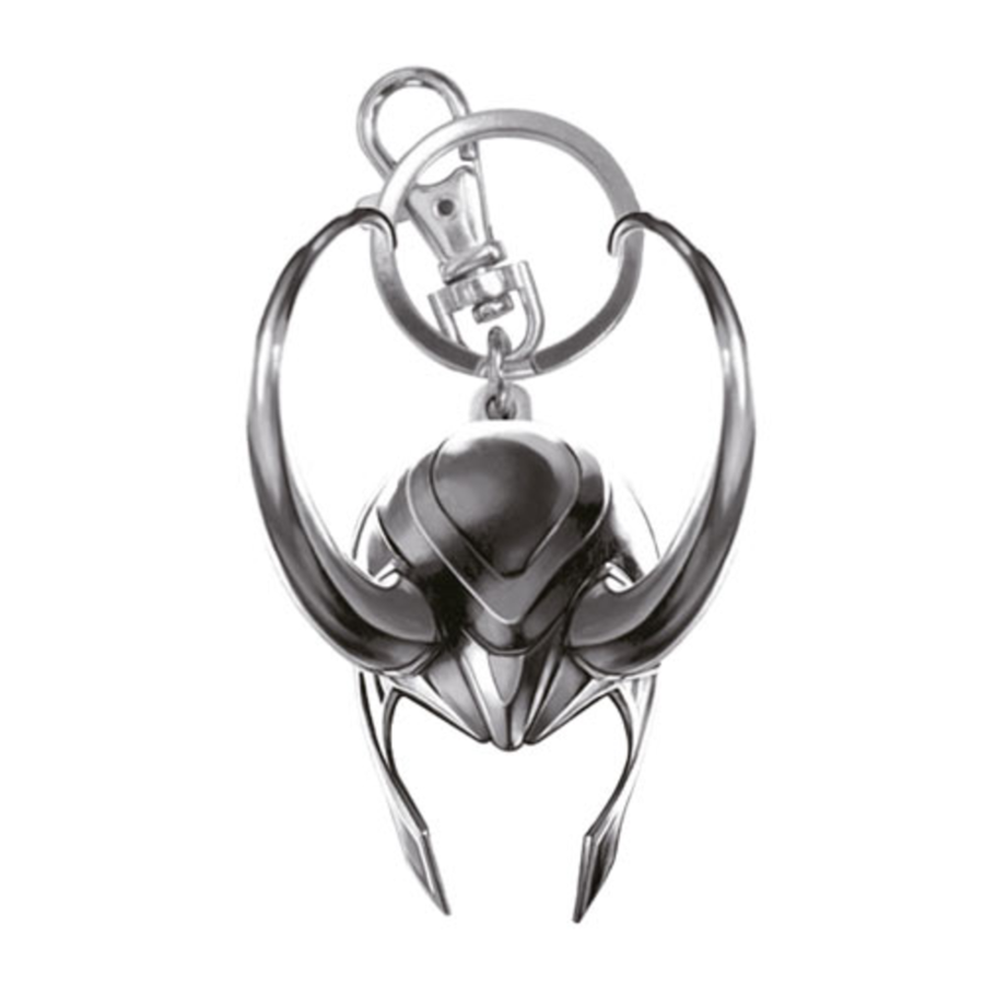 Download Marvel Loki Helmet Pewter Key Ring Clipart Loki Thor