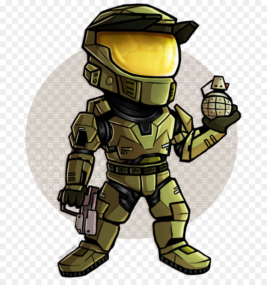 Halo Png Clipart Halo The Master Chief Collection Halo
