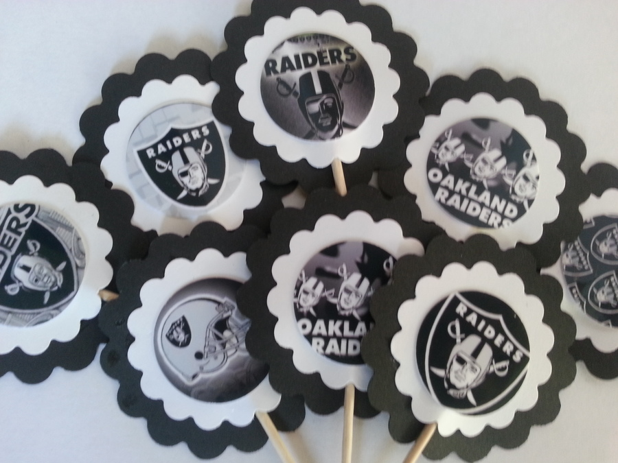 Download Raiders Party Decorations Clipart Oakland Raiders Nfl