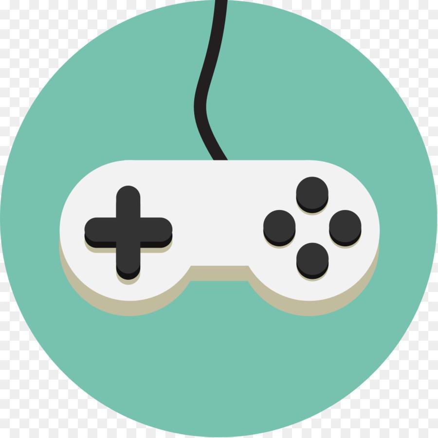 Man Cartoon Clipart Video Game Green Transparent Clip Art