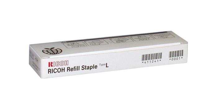 ricoh type l staples clipart 416712 Ricoh Type W Staple Cartridge BX OF 4 Ricoh Staple Type S