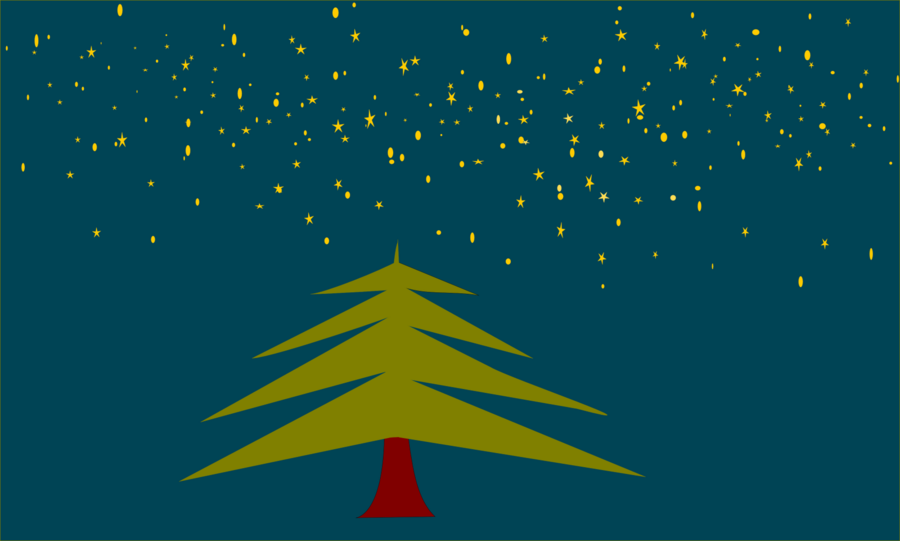 sky clipart Christmas tree Triangle Spruce