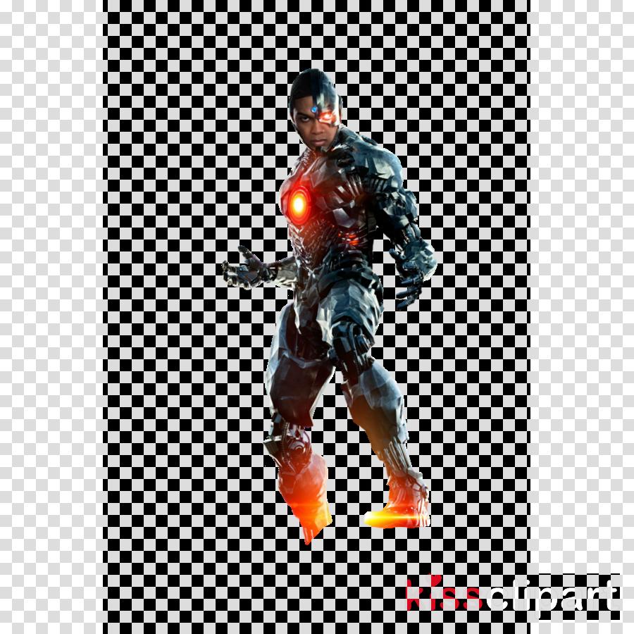 cyborg png clipart Justice League Cyborg Hank Henshaw