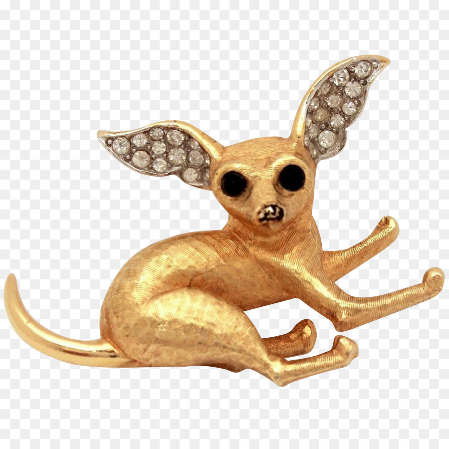 Dog clipart Chihuahua Canidae Brooch