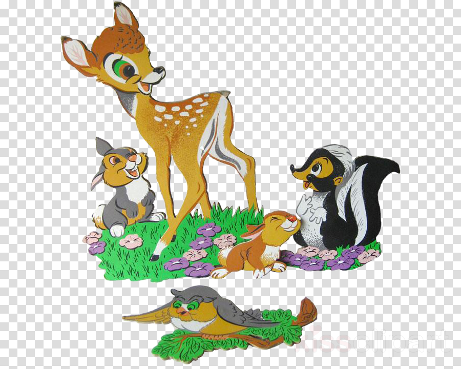 Bambi clipart Thumper Great Prince of the Forest Clip art