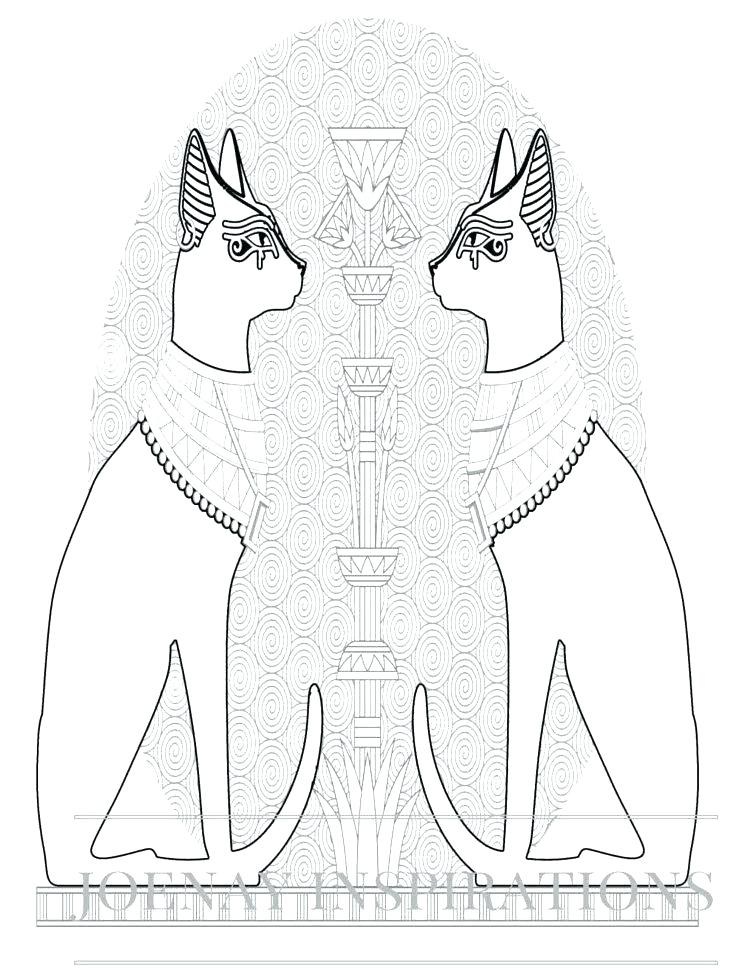 Download Adult Ancient Egypt Coloring Pages Clipart Ancient Egypt