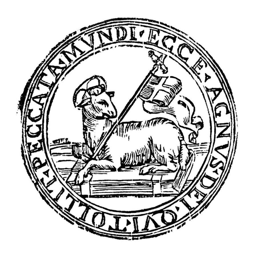 Download Agnus Dei Symbol Clipart Lamb Of God Christianity Christian