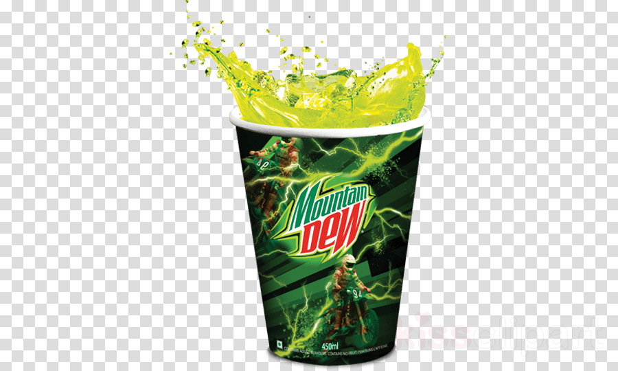 Mountain Dew Clipart Fizzy Drinks T