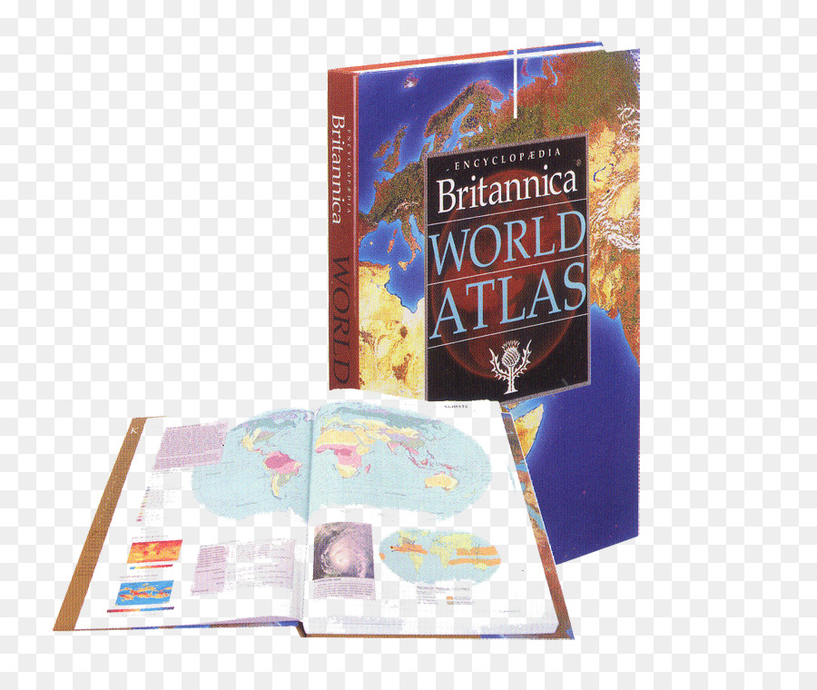 Atlas Book Clip Art
