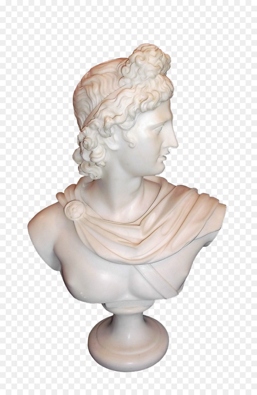 marble bust png clipart Bust Marble sculpture Classical sculpture