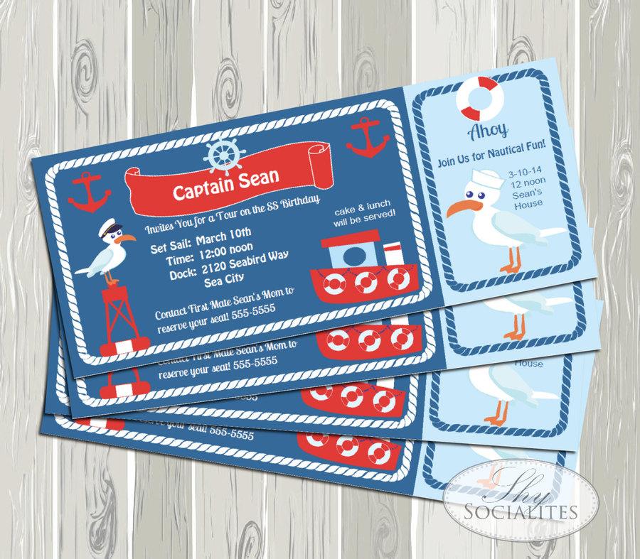 Download cruise ticket invitation clipart Wedding invitation ...