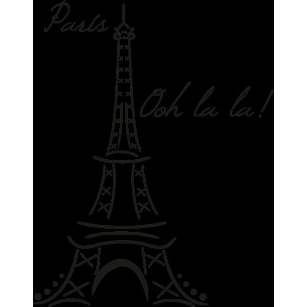 Download torre eiffel para vinilo clipart Eiffel Tower Drawing ...