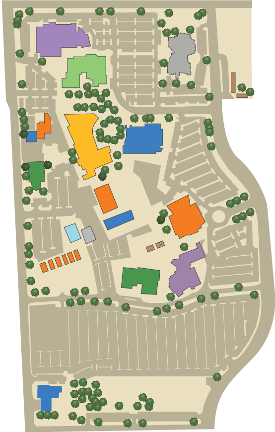 Csn Cheyenne Campus Map Map, Education, College, transparent png image & clipart free download