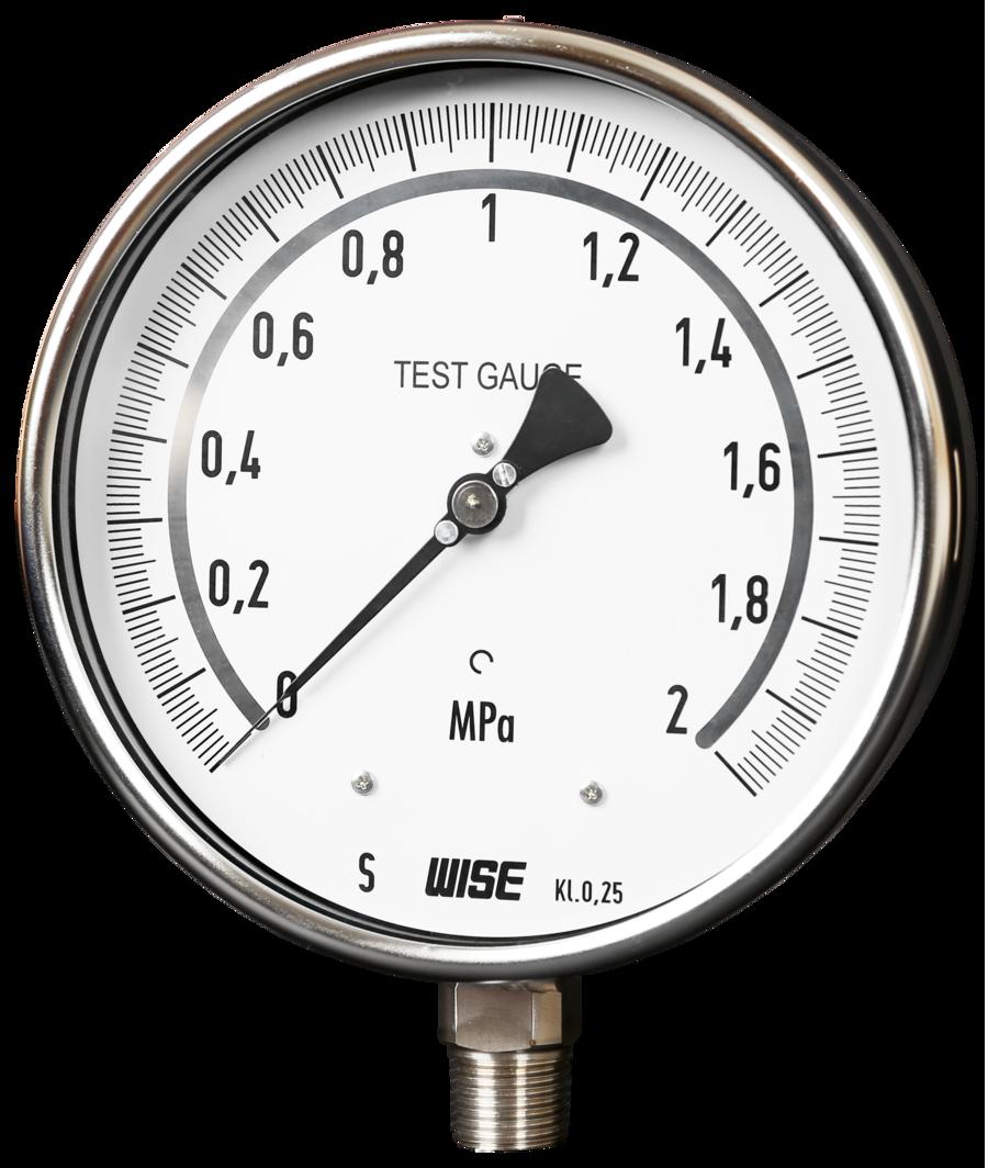 p253 wise clipart Gauge Pressure measurement