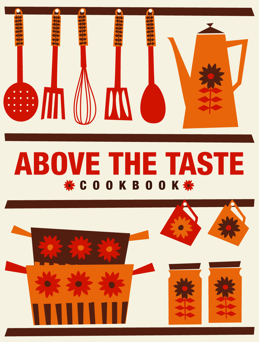 cooking orange text line font product graphics flower food