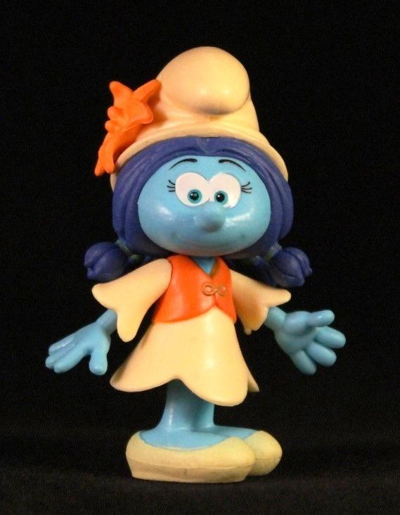 download the smurfs clipart smurfstorm clumsy smurf smurfette