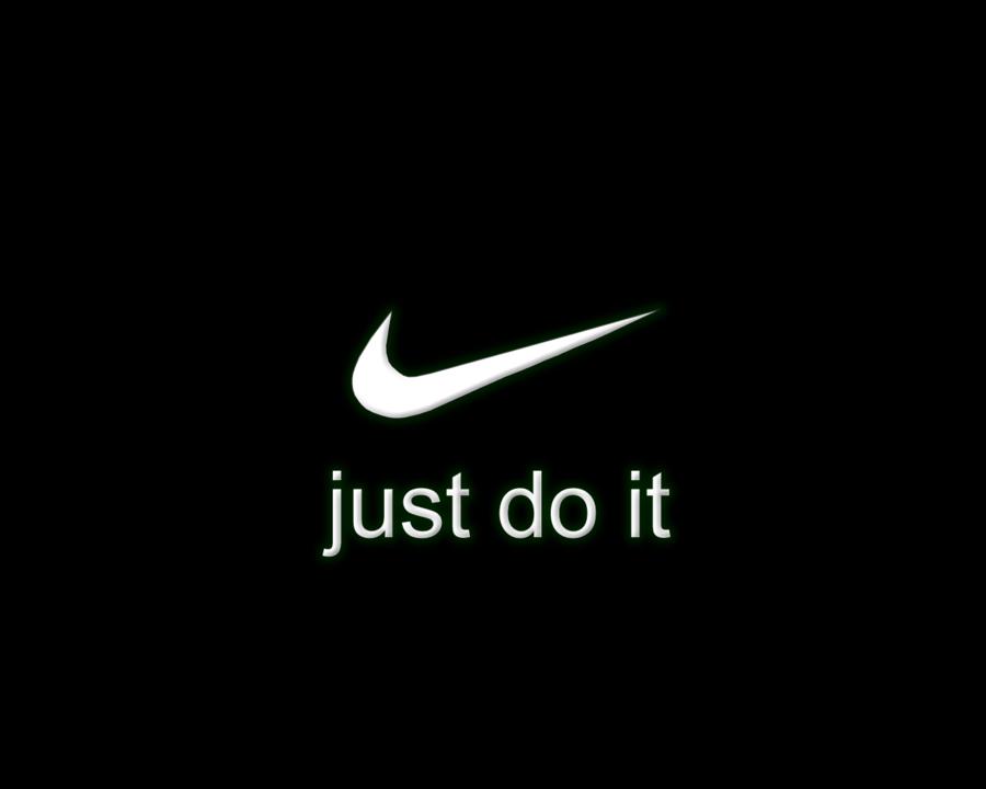Nike Logo Just Do It