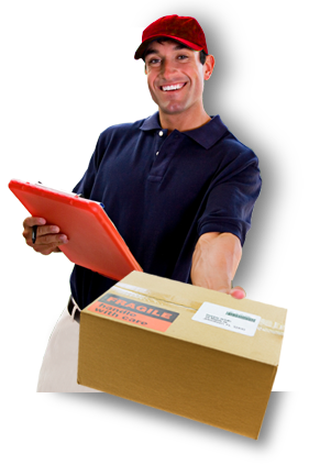 courier services in india clipart Courier Delivery Cargo