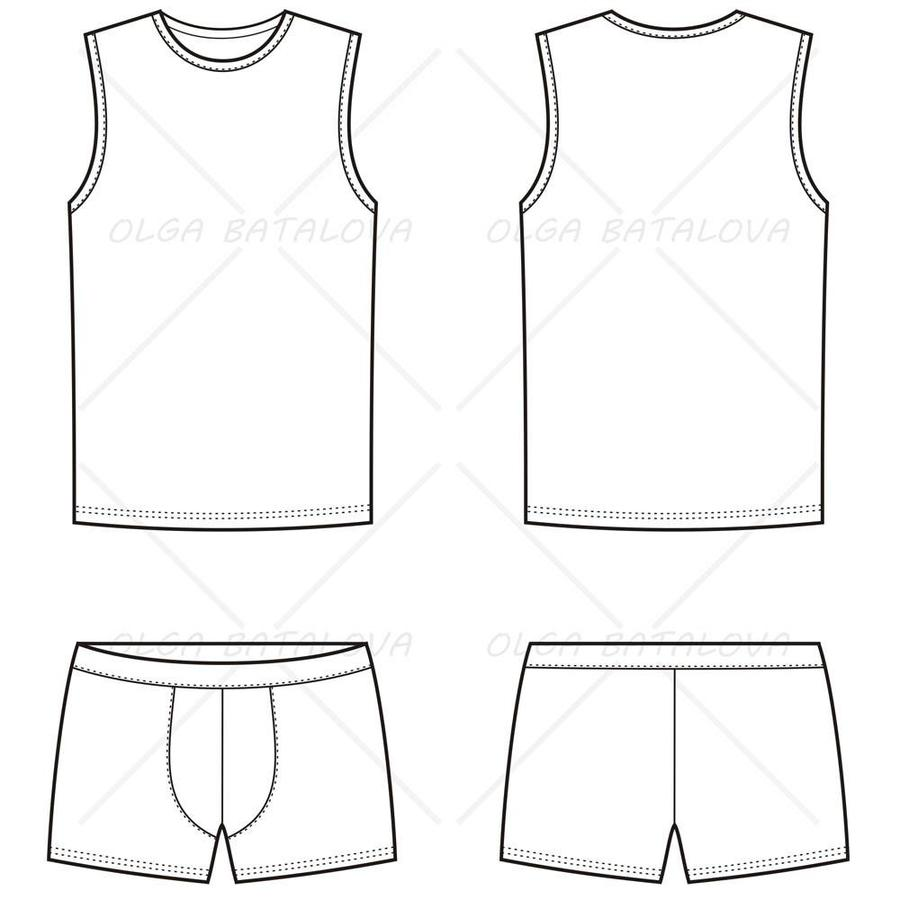 Baby T Shirt Template Free Download
