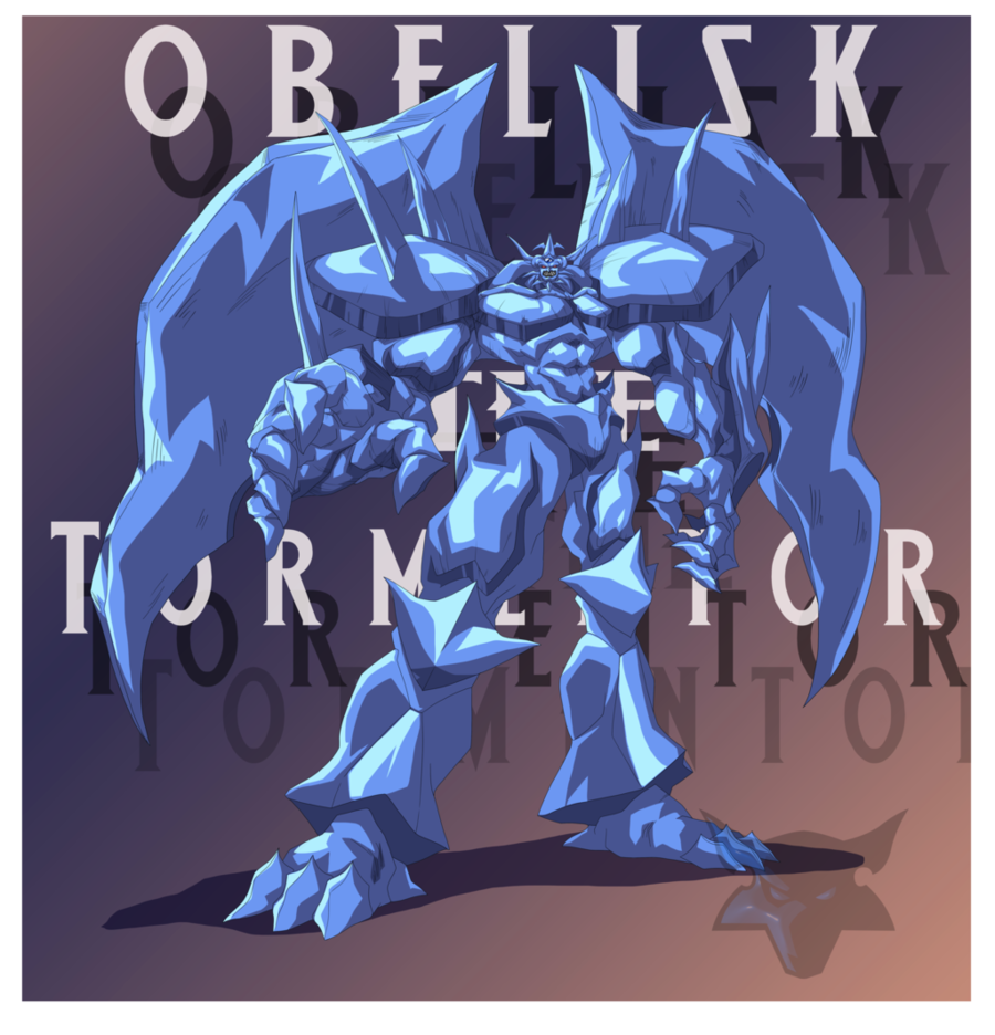 obelisk yugioh deviantart clipart Obelisk the Tormentor Yu-Gi-Oh!